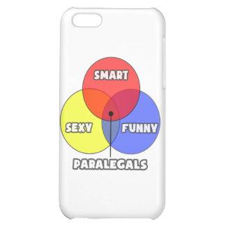 Venn Diagram .. Paralegals Cover For iPhone 5C