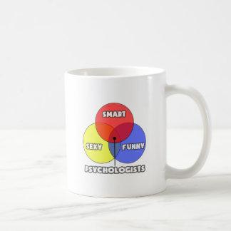Venn Diagram .. Psychologists Coffee Mug