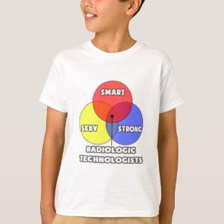 Venn Diagram .. Radiologic Technologists Shirts