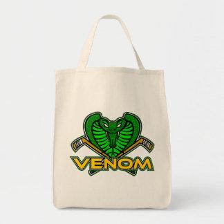 Venom Grocery Tote Bag