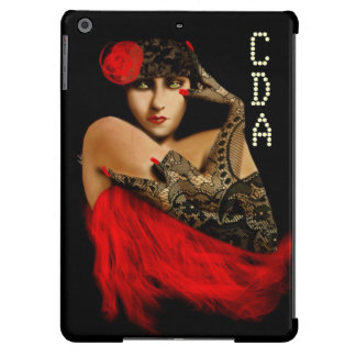 Venomous Daggers (Vintage art) iPad Air Cases