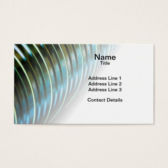 Ventilation Pipes Business Card