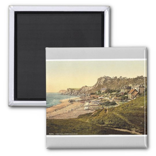 Ventnor, Steephill Cove, Isle of Wight, England ra Magnet