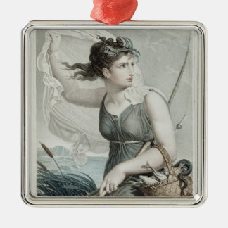 Ventose , sixth month of the Republican Christmas Ornament