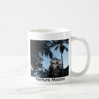 Ventura, California, Mission Coffee Mug