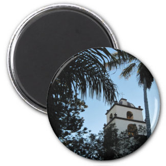 Ventura California Mission Refrigerator Magnet