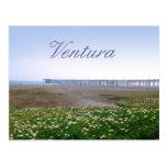Ventura, California Travel Postcard