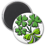 Ventura County St. Patricks Day Parade 6 Cm Round Magnet