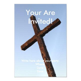 Ventura Cross Magnetic Invitations