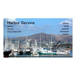 Ventura Harbor Pack Of Standard Business Cards
