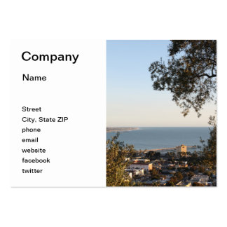 Ventura Skyline Pack Of Chubby Business Cards