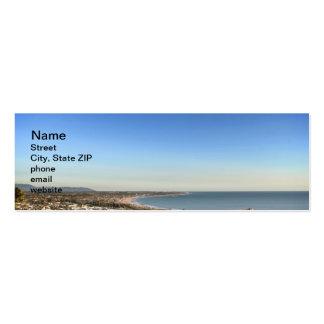 Ventura Skyline Pack Of Skinny Business Cards