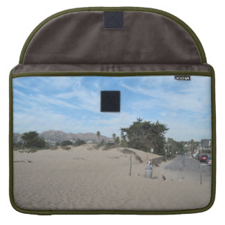 Ventura State Beach Access Road MacBook Pro Sleeve