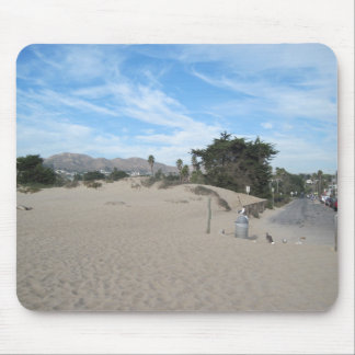 Ventura State Beach Access Road Mouse Pad