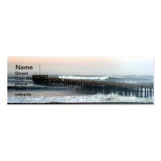 Ventura Storm Pier Pack Of Skinny Business Cards