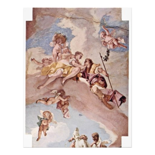 Venus And Adonis By Ricci Sebastiano (Best Quality Full Color Flyer
