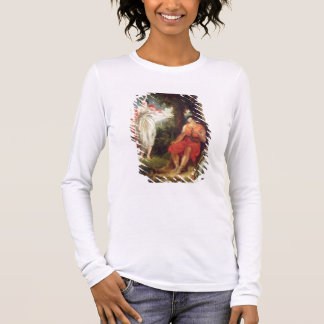 Venus and Anchises, 1826 (oil on canvas) Long Sleeve T-Shirt