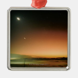 Venus and Aquila Christmas Ornament