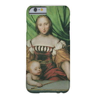 Venus and Cupid, c.1524 (oil on limewood) Barely There iPhone 6 Case