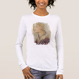 Venus and the Three Graces Offering Gifts to a Gir Long Sleeve T-Shirt
