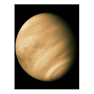 VENUS by Mariner 10 NASA flyby photo Post Card