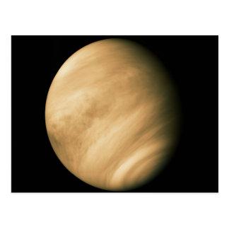 VENUS by Mariner 10 NASA flyby photo Postcard