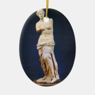 Venus de Milo Christmas Ornament