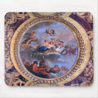 Venus Drawing Room - Versailles Mouse Pads