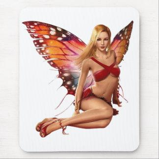 Venus Fairy Mouse Pad