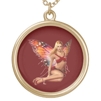 Venus Fairy Pendant