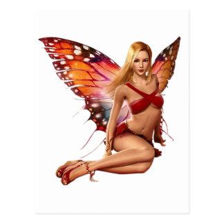 Venus Fairy Postcard