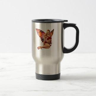 Venus Fairy Stainless Steel Travel Mug