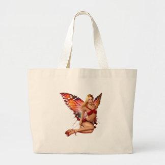 Venus Fairy Tote Bags