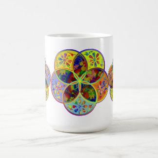 Venus Flower of Love fineART Flower Power Coffee Mugs