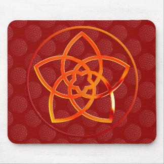 Venus flower/Venus Flower TALK | flower OF life Mouse Pad