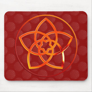 Venus flower/Venus Flower TALK | flower OF life Mousepad