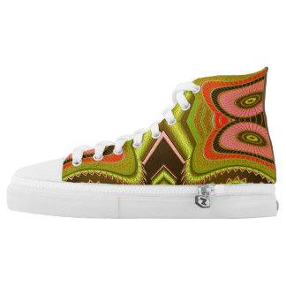 Venus Fly Trap Louisa Catharine Design Shoes Printed Shoes