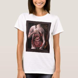 Venus inside T-Shirt