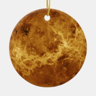 Venus Planet Photo Christmas Ornament