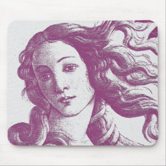 Venus * Sandro Botticelli Mouse Pad