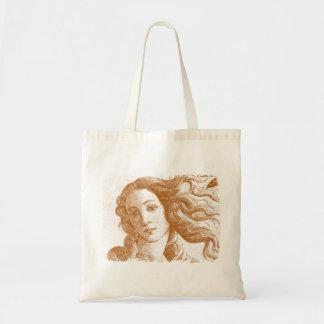 Venus * Sandro Botticelli Budget Tote Bag