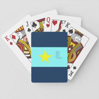 venus star fine film company playing cards
