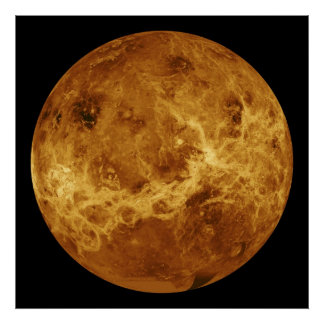 Venus - Surface Poster
