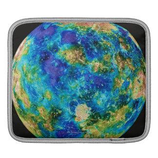 Venus Under False Color iPad Sleeve