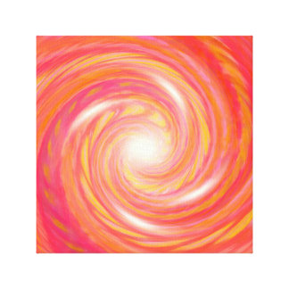 Venus vortex canvas print