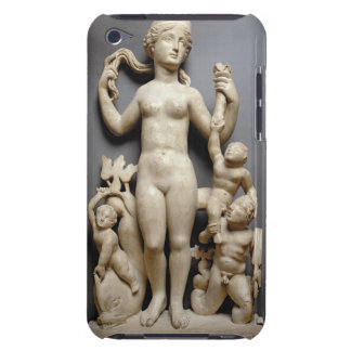 Venus with putti, a triton and a dolphin, Roman, 4 iPod Touch Case-Mate Case