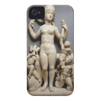 Venus with putti, a triton and a dolphin, Roman, 4 iPhone 4 Case