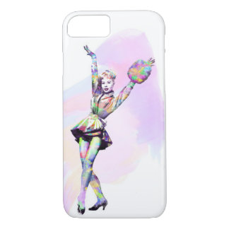 Vera-Ellen goes POP! iPhone 7 Case