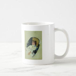 Vera Shevtsova by Ilya Repin Coffee Mug