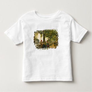 Verandah with twisted vines, 1828 toddler T-Shirt